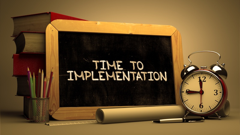 Implementation Time