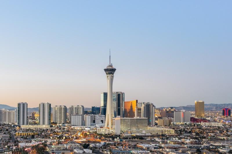 Vegas Skyline Kraked